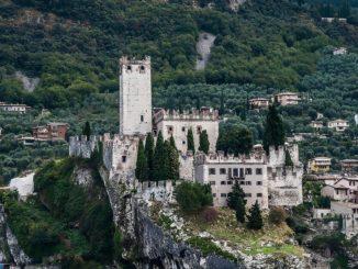 Arco am Gardasee im Trentino