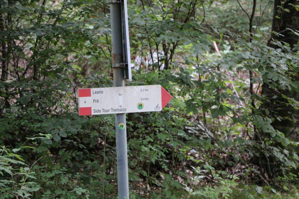Tremalzo - ueber Prati Guil nach Leano und Pre zurueck zum Ledrosee